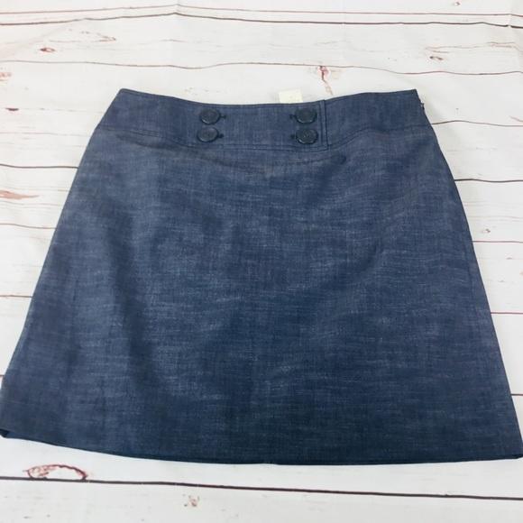 LOFT Dresses & Skirts - NWT Ann Taylor Loft A-Line Skirt. Size 8